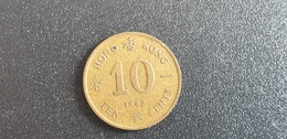 HONG KONG : 10 Cents 1983 - Hong Kong