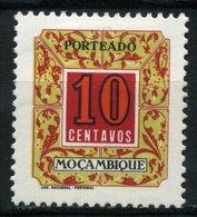 Mozambique - 1952 - Mi:MZ P50, Sn:MZ J51, Yt:MZ T52**MH - Look Scan - Mosambik