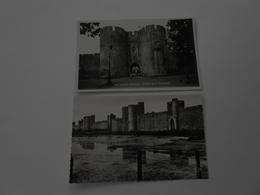 Aigues-Mortes  -   Les Remparts Vus De L'étang - Porte De La Gardette - - Aigues-Mortes