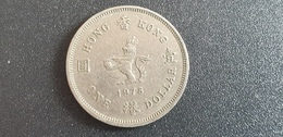 HONG KONG : 1 Dollar 1978 - Hong Kong