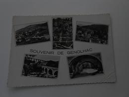 Génolhac  - Souvenir De Génolhac  Multivues - Other Municipalities