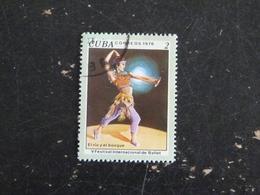 CUBA YT 1964 OBLITERE - BALLET DANSE LE FLEUVE ET LE BOIS - Gebraucht