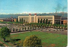 PIEMONTE - TORINO - LO STABILIMENTO FIAT MIRAFIORI - N 3/195 - Altri Monumenti, Edifici
