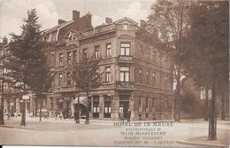 """Maastricht Stationsstraat Hotel """"De La Meurse"""" Ongelopen - Maastricht"""