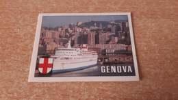 Figurina Panini WM Italia 90 - 023 Genova - Panini