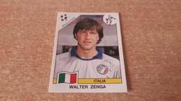Figurina Panini WM Italia 90 - 039 Zenga Italia - Panini
