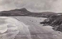 ST DAVIDS - WHITESANDS AND  CARD LLIDI - Pembrokeshire