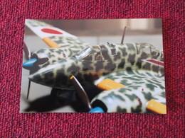 CAGI5 Format Carte Postale Env 15x10cm : SUPERBE (TIRAGE UNIQUE) PHOTO MAQUETTE PLASTIQUE 1/48e AVION JAP' KI-45 TORYU - Vliegtuigen