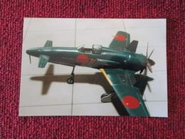 CAGI5 Format Carte Postale Env 15x10cm : SUPERBE (TIRAGE UNIQUE) PHOTO MAQUETTE PLASTIQUE 1/48e MYTHIQUE KYUSHU SHINDEN - Vliegtuigen