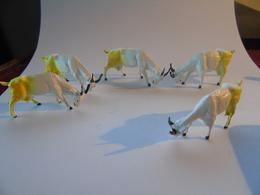 5 Goats Chevres Ferme Farm Bauernhof Circus Circus Zoo - Zonder Classificatie