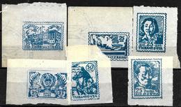 414 -  RUSSIA - TANNU TOUVA - 1942 - LOCAL ISSUES - FORGERIES, FAKES, FAUX, FALSCHEN - Collezioni (senza Album)