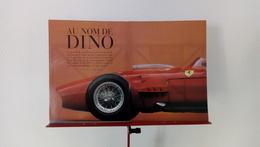 Ancienne Coupure De Presse Automobile Ferrari 256 F1 De 1960 - Car Racing - F1