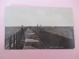 AYRSHIRE - THE PIER AYR_The National Series Of Permanent Photos_voyagé En 1905 - Ayrshire