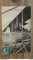 Fetes Aviation NANCY JARVILLE 1912 : Cheutin Avec Son Passager  ………MZ2-3510 - Autres Communes