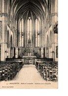 Marquette Asile De Lommelet Intérieur De La Chapelle N° 8 - Otros Municipios