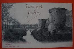 Tournai. Albert Sugg. Restes De L'Enceinte - Tournai