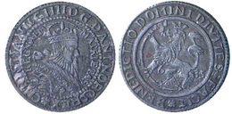 02960 GETTONE TOKEN JETON FICHA NORWAY REPRO COIN CHRISTIANUS IIII DG DANI NOR REX - Unclassified