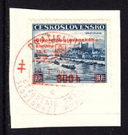 Tschechoslowakei 1939 Mi. A 405 - Gestempelt - Oblitérés