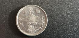 NEPAL : 5 Paisa 1979 - Nepal