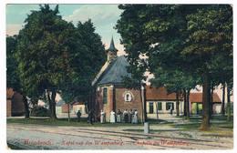 Arendonck - Kapel Van Den Wampenberg 1911 Prachtige Kaart. (Geanimeerd) - Arendonk