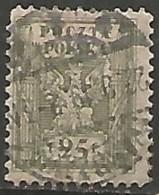 POLOGNE N° 164 OBLITERE - ....-1919 Übergangsregierung