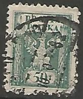 POLOGNE N° 166 OBLITERE - ....-1919 Übergangsregierung