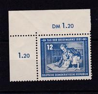 DDR, Nr. 295 Im Eckrand** (T 16014) - [6] République Démocratique