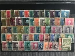 Lot De Timbres D'Autriche, Feldpost 1915-18, Timbres En Obl. Ou MH - 1850-1918 Empire