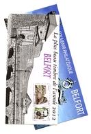 FRANCE - Bloc Souvenir N° 89 Belfort - Neuf** - Ouvert - Blocs & Feuillets