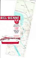 SUISSE - 1970 - BIEL-BIENNE - Tourism Brochures