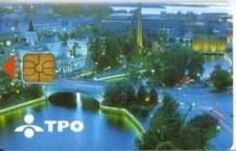 Finland Phonecard TPO-E1 - Finlande