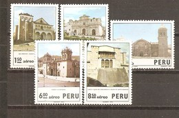 Perú  Nº Yvert  Perú Aéreo 383-87 (MNH/**) - Perú