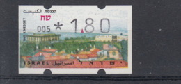 Israel Michel Cat.No. Mnh/** ATM 39 - Vignettes D'affranchissement (Frama)