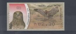 Israel Michel Cat.No. Mnh/** ATM 65 - Vignettes D'affranchissement (Frama)