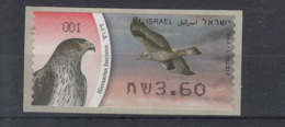 Israel Michel Cat.No. Mnh/** ATM 66 - Vignettes D'affranchissement (Frama)