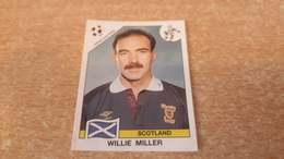 Figurina Panini WM Italia 90 - 215 Miller Scozia - Panini