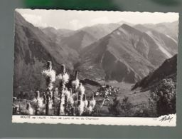 CP (38) Route D L'Alpe - Mont De Lans Et Lac Du Chambon - Editions Roby - Other Municipalities