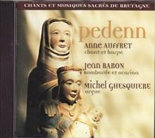 CD Bretagne PEDENN A AUFFRET J BARON Etat: TTB - Musiques Du Monde