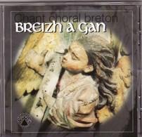 CD Bretagne BREIZH A GAN Etat: TTB - Musiques Du Monde