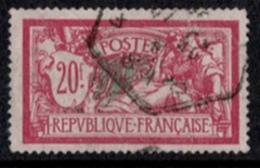 France 1925-26 - Merson N°208 - Oblitéré - 1900-27 Merson
