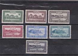 Roumanie YV 344/55 N Avec Traces De Charnières 1928 Annexion De La Bessarabie - Neufs