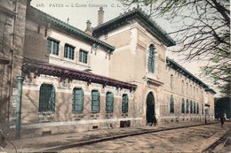 Paris 75006 Animée Ecole Coloniale - Sonstige Sehenswürdigkeiten