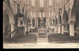 Montbrehain Interieur D'eglise - Autres Communes