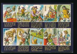 De Gelaarsde Kat[ Z02-2.890 - Vertellingen, Fabels & Legenden