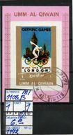 ASIA:UMM AL QIWAIN#OLYMPIC GAMES POSTERS LONDON 1948 #SERIE(S) (TOL 280S-3 (13) - Summer 1948: London
