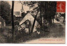 Aillant-sur-Milleron-Petit Moulin - France