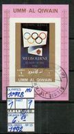 ASIA:UMM AL QIWAIN#OLYMPIC GAMES POSTERS MELBOURNE 1956 #SERIE(S) (TOL 280S-3 (15) - Summer 1956: Melbourne