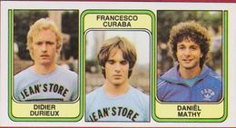 Panini 83 Football Voetbal Belgie 1983 Sticker Nr 397 La Louviere Didier Durieux Francesco Curaba Daniël Mathy - Sport