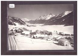 GRÖSSE 10x15cm - LA PUNT CHAMUESCH - TB - GR Graubünden