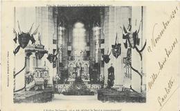 ~  JP  ~  54  ~   L' église ST  JOSEPH . Fête Du Drapeau Du 37 éme D' Infanteris . Le 20 Juin 1901 ~   Postée De NANCY - Unclassified